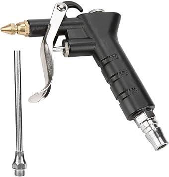 1 4 Air Blow Gun Kompressor Blaspistole Pistolen Typ Pneumatisches Reinigungswerkzeug Für Industrielle Reinigungsprozesse Baumarkt