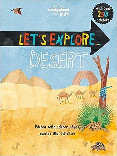 Safari 1st Ed. Lonely Planet Lets Explore..