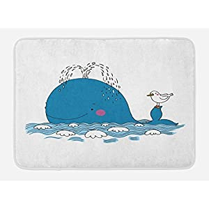 51%2BCPSDPKLL._SS300_ Whale Area Rugs & Whale Runners