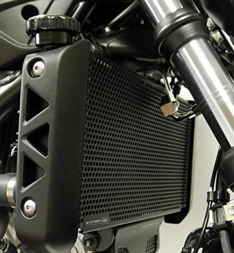 Bun002486 Evotech Performance Suzuki SV650 Radiator Guard by Evotech Performance Years 2016 to 2018