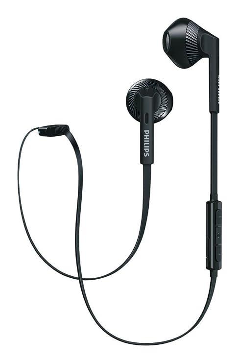 852d7044dd1 Amazon.com: Philips FreshTones MyJam in Ear Wireless Bluetooth Headset,  Black (SHB5250BK/27): Home Audio & Theater