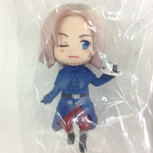 Kotobukiya Co., Ltd. [Animate limited] One Coin Grande Figure Collection Hetalia Axis Powers France Suites ver. Separately by Kotobukiya Co., Ltd.