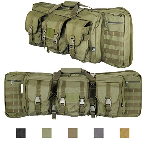 Lancer Tactical CA-345 MOLLE 36 in. Double Carbine Rifle Sof