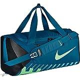 Nike Alpha Adapt Crossbody Duffel Bag- Blue/ Yellow