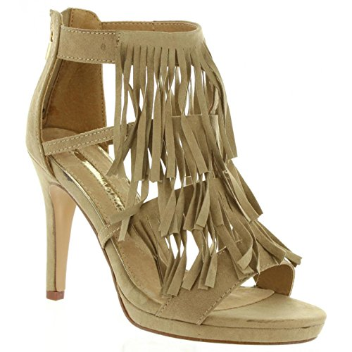 Sandales Taupe Mare Taille Pour Suedi 35 Maria Femme 66004 C25628 5ZfxO