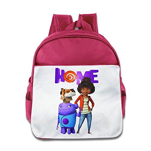 Ysov Home Toddler Boys Girls Preshool Schoolbag Pink