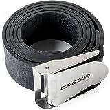 Cressi Quick-Release Elastic Belt with Metal
