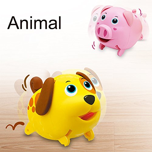 Electronic Toys For One Year Olds : Best electronic mini animal toy play set dog n pig
