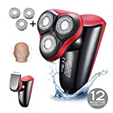 Best Bald Head Shavers - Electric Shaver for men Head Polish Hair Trimmer Review