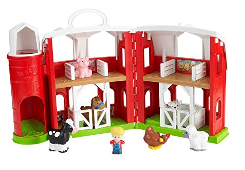 Presents to get 1 year old girls. Fisher-Price Little People Animal Friends Farm