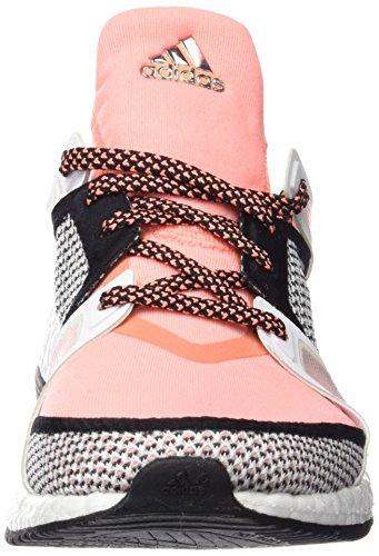 X Noir Rouge Soleil De Footwear Adidas Rose Boost Chaussures W Pure noir Essentiel Rayon Entrainement Tr Running Femme Blanc Pq1Eq
