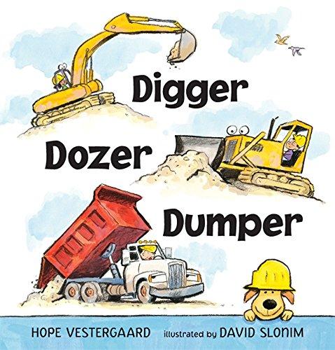 Digger, Dozer, Dumper by Candlewick (Image #1)