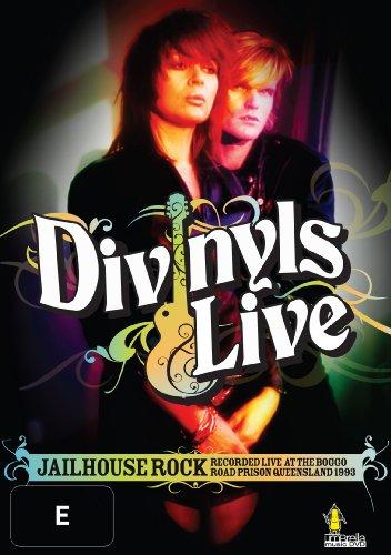 Divinyls - Live: Jailhouse Rock (Jail Dvd)