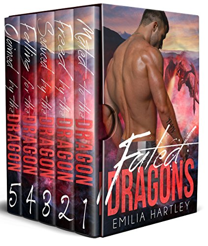 Fated Dragons Complete Series: Books 1 - 5 cover