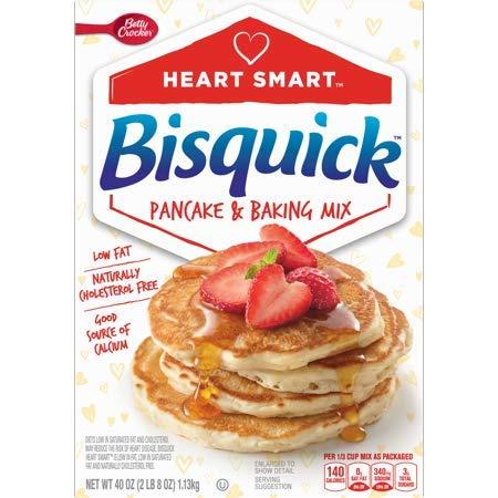 Betty Crocker Bisquick Heart Smart Pancake and Baking