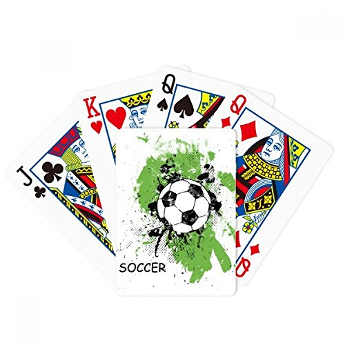 beatChong Play Soccer Football Sports Poker Playing Card Tabletop Board Game Gift by beatChong