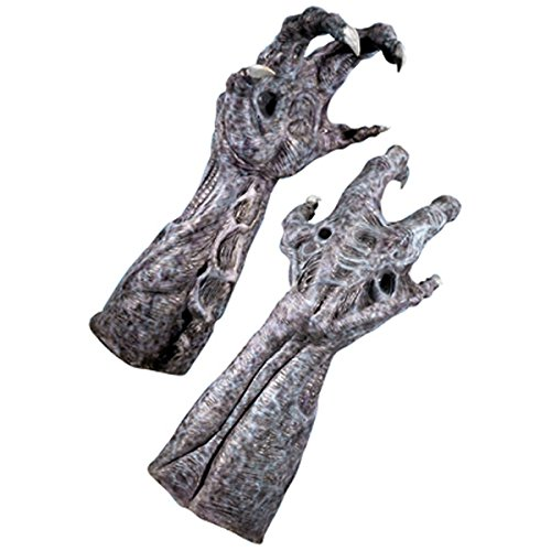 (Alien Hands Costume Accessory)