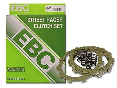 EBC embrague Casual Tracer aramida Deporte de carreras y kit de embrague (SRC de serie