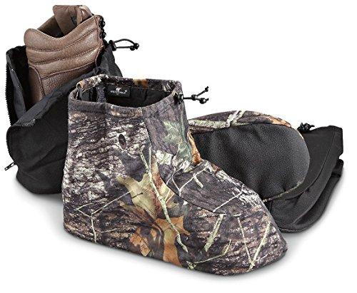 ArcticShield Boot Insulators with Zippers (Mossy Oak, ()