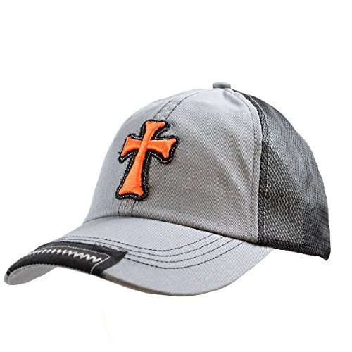 Kerusso Not Ashamed Cross Cap - Christian Fashion Gifts
