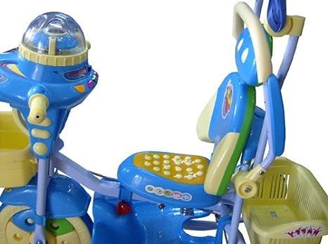 Dreirad Kinderdreirad Kinderrad UFO BLAU TOP ANGEBOT
