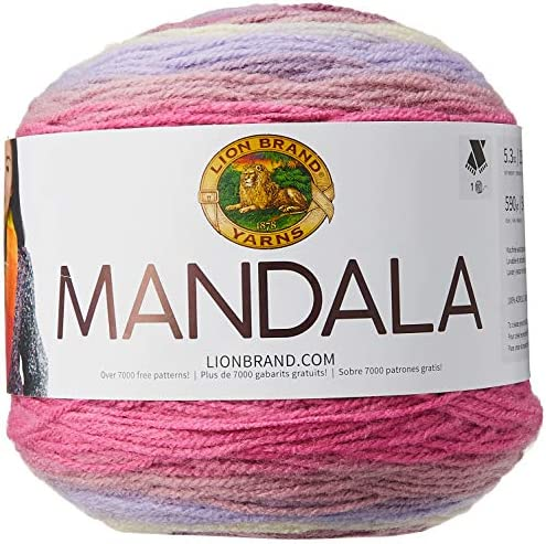 Mandala Yarn by Lion Brand WOOD NYMPH New Discount for more than 1 purchased