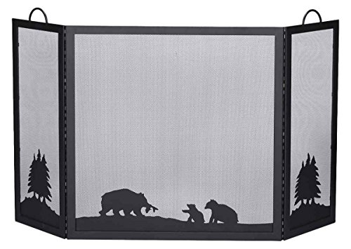 (Uniflame 3-Fold PB Screen with Woven Mesh)