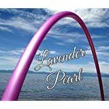 Lavender Pearl Colored PolyPro Practice Hula Hoop - You Choose Your Size