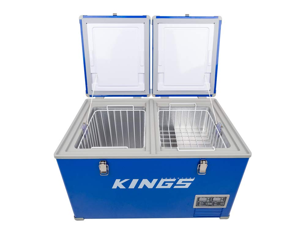 Adventure Kings 65L Fridge/Freezer
