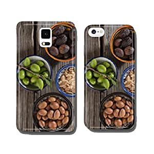 Four stages of Argan fruits cell phone cover case iPhone6 Plus