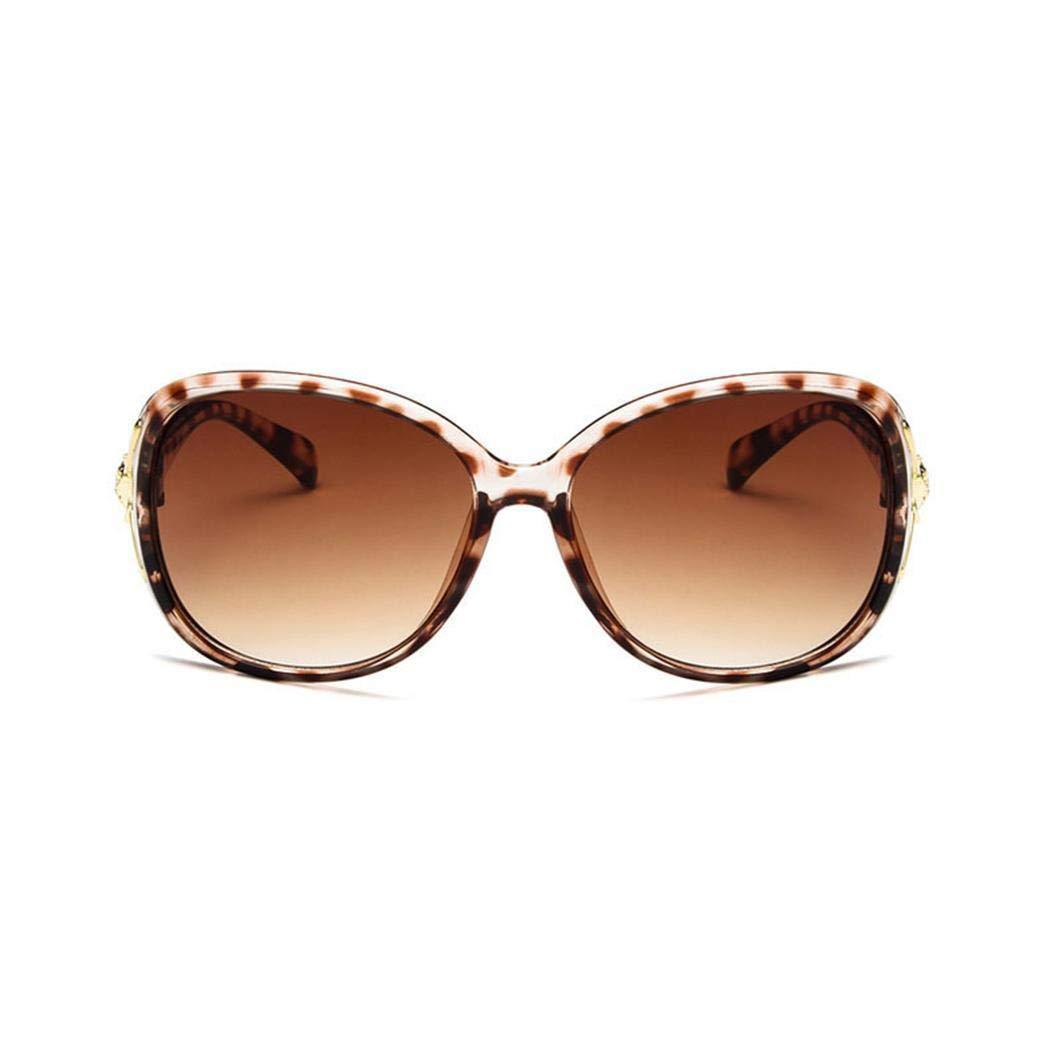 GEESENSS Unisex Fashion Men Women Polarized Sunglasses Retro Eyewear Oversized UV400 Protection Eyeglasses