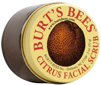 Burt's Bees: Citrus Facial Scrub, 2 oz (4 pack)