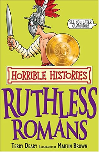 book cover of Ruthless Romans