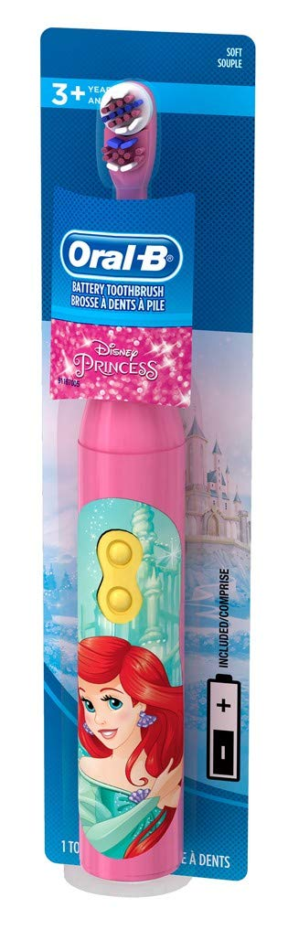 Cepillo de dientes de princesas Disney (temporizador): Amazon.es: Belleza