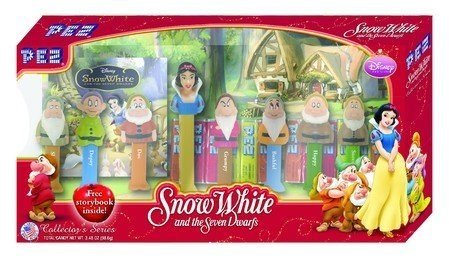 Pez Snow White & The Seven - Seaside Stores Outlet