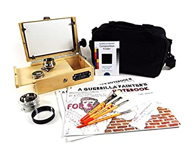 Guerrilla Painter 5 by 7-Inch Pocket Box Oil and Acrylic Plein Air Kit