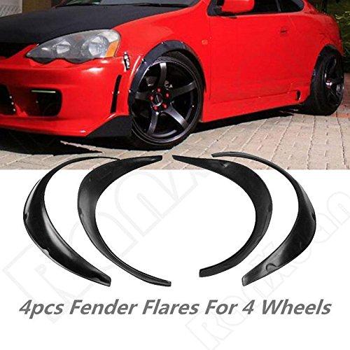 Wheels Extra Wide (FidgetGear 4Pcs 3.5
