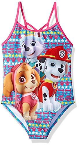45bfe6de46b36 Paw Patrol Girls Swimwear Swimsuit (Toddler Little Kid) - Import It All