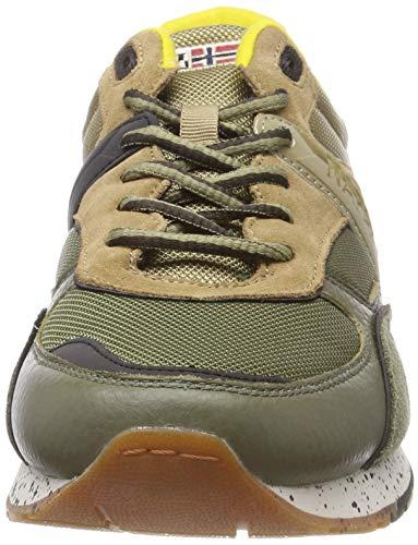 Verde N75 NAPAPIJRI Sneaker FOOTWEAR Khaki Rabari Uomo 7zWOY8z