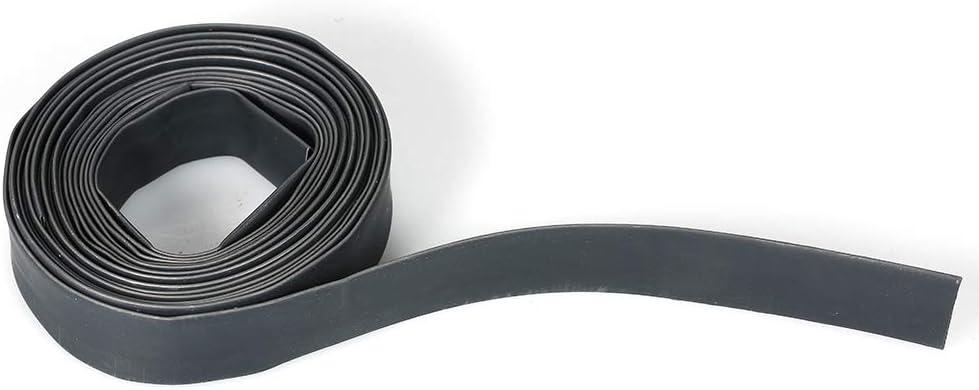 Tube thermor/étractable noir 2M 2:1,Roeam Gaine thermor/étractable r/étractable Polyol/éfine pour c/âbles Isolation Connexion DIY,1.5//2.5//3//5//6//10//14//20//25//50MM