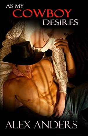 book cover of As My Cowboy Desires