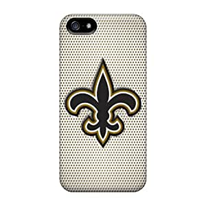 Top Quality Case Cover For Iphone 5/5s Case With Nice New Orleans Saints Appearance