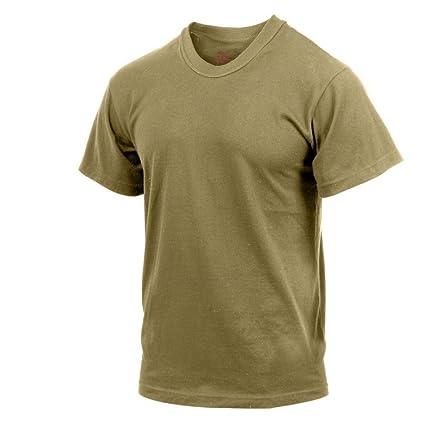 Amazon.com  BlackC Sport Military T-Shirt Coyote Brown AR 670-1 ... 34c73e5fc02