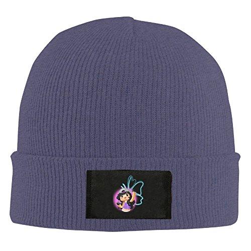 Gdlov Aphmau Gaming 1 Man Women Unisex Winter Warm Acrylic Watch Knit Wool Beanie Cap Hat Size One Size US Navy
