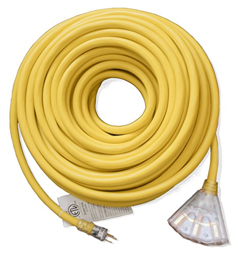 10 gauge extension cord 100 ft - 5