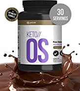 NEW! Keto // OS 3.0 CHOCOLATE SWIRL by Pruvit - 30 servings in one CANISTER! - V3.0 Optimized Formula! 30 Serving Kan TUB - CHARGED/CHOC