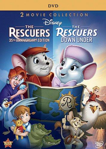 The Rescuers (The Rescuers / The Rescuers Down Under) (35th Anniversary Edition) -
