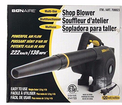 Industries Shop (Bon-Aire Industries Multi-use Shop Blower 120 Volt)
