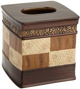 Popular bath zambia tissue box by popular bath for Kitchen design zambia