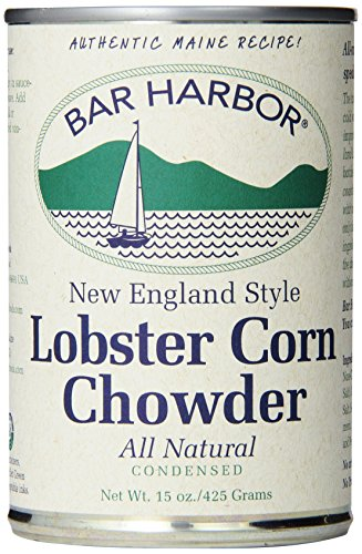 Bar Harbor Lobster Corn Chowder, 15-Ounce (Pack of 6)